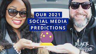 Clubhouse App Is the Future, Reels Dominates Instagram + More | 2021 Social Media Predictions