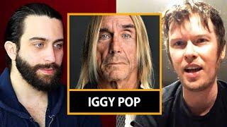 Iggy Pop & New Music: Cone (Sum 41) Shares His Thoughts