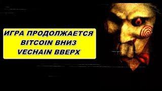 Прогноз курса криптовалют биткоин(btc, bitcoin) VET(VeChain) 16.11.2019