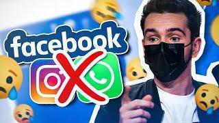 Facebook doit revendre Instagram et WhatsApp ? (Les Actus de PA)