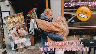 My Instagram Followers Control My Life For A Day!!
