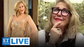 Catherine O'Hara Does Moira Rose On Instagram Live
