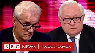 Навальный, иноагенты и другие неудобные вопросы: HARDtalk с Сергеем Рябковым