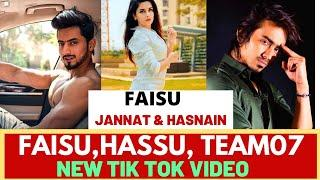 Faisu New Tik Tok video| Hasnain New Tik Tok video | Team07 tik Tok video | Tik Tok video
