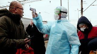 За последние сутки в России коронавирус выявили почти у девяти тысяч человек