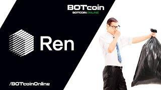 Криптовалюта REN (REN)   Инвестиции в криптовалюту   Анализ криптовалют   BOTcoin.Online
