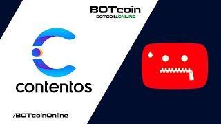 Криптовалюта Contentos (COS)   Инвестиции в криптовалюту   Анализ криптовалют   BOTcoin.Online