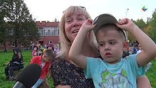 Лесной присоединился к всероссийской акции «Ночь кино»