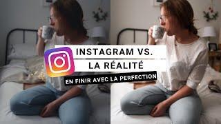 Instagram vs. la réalité |Une représentation honnête de la vraie vie