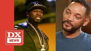 50 Cent Is Having A Blast On Instagram At Will Smith's Expense