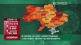 Коронавірус в Україні: статистика за 9 січня