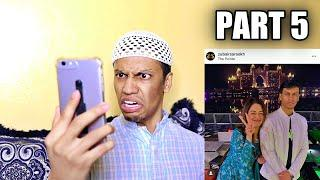 Parents React to My Instagram Pictures *caught*
