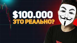 BITCOIN ИДЁТ К $100.000 или $10.000? SHIBA INU ПРОГНОЗ ЦЕНЫ (СИБА-ИНУ) / ПАНИКА НА РЫНКЕ