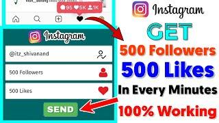 how to increase followers likes on Instagram | How To Get Real and Active Instagram Followers  Likes