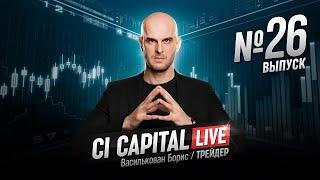 Трейдинг на криптовалютаx. 26.05.2020. Василькован Борис