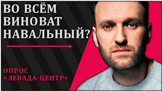 Почему во всём виноват Навальный