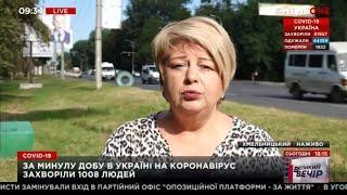 Коронавирус в Хмельницкой области: больных не могут принимать из-за отсутствия мест и персонала
