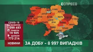 Коронавірус в Україні: статистика за 7 січня