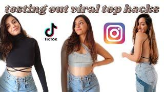 Testing Out Viral Instagram Hacks / TikTok Hacks **Can't Believe They Worked**