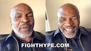 """""""LOSING IS THE GREATEST TEACHER"""" - MIKE TYSON SHARES WORDS OF WISDOM & HIS RULES OF LIFE"""