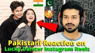 Pakistani React on Lucky Dancer   Arhan Khan   Latest Instagram REELS VIDEOS   Reaction Vlogger