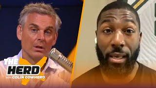 Greg Jennings shares his experience and perspective on protests from Minneapolis | THE HERD