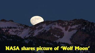 What is Wolf Moon ? NASA shares picture of 'Wolf Moon'