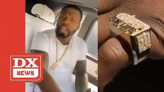 "50 Cent Gets Clowned For Having ""Grandpa"" Hands On Instagram"