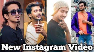 Team 07 Latest TikTok Comedy Video, Mr Faisu New Instagram Video, Hasnain Adnaan Saddu Faiz TikTok66