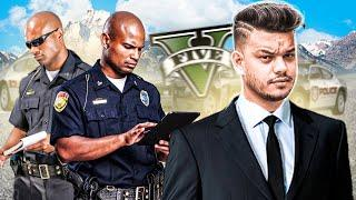 A FOTO DO MEU INSTAGRAM DEU RUIM COM A POLICIA - GTA #78 ‹ PORTUGA GAMES ›