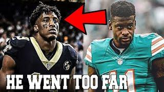 MICHAEL THOMAS and DEVANTE PARKER GET INTO A HEATED INSTAGRAM FIGHT! (Ft. Saints NFL Highlights)