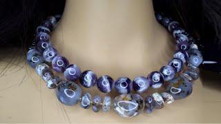 Обзор авторских украшений из натуральных камней #izkamnei интернет магазин натуральных камней