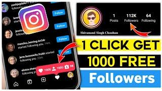 how to increase real and active followers on instagram | how to increase followers on Instagram 2020