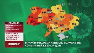 Коронавірус в Україні: статистика за 29 травня