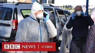 Ўзбекистон: Бир кунда уч ўлим - эпидемия чўққига чиқдими? O'zbekiston, коронавирус - BBC News O'zbek