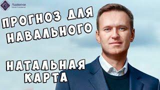 Алексей Навальный - Астропрогноз на 2021 год