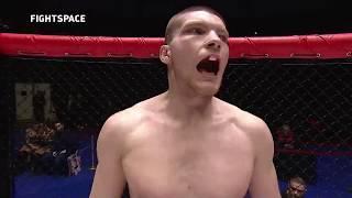 Тимофей Ведерников — Илья Богомолов   Досрочная победа   Fight Nights Global: Шагнувшие в бессмертие