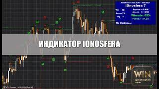 Индикатор IOnosfera для бинарных опционов. Торгуем с платным индикатором бесплатно!