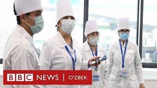 Ўзбекистон: Коронавирус қачон йўқолади? O'zbekiston, koronavirus - BBC News O'zbek