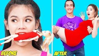 Girl DIY! 23 EASY WAYS TO MAKE YOUR INSTAGRAM PHOTOS VIRAL | FUNNY PHOTO HACKS FOR GIRLS by T-TIPS