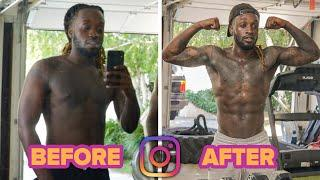 We Trained Like Instagram Fitness Models For 30 Days