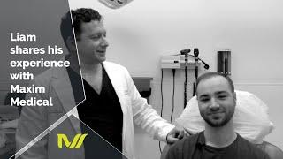 Liam Shares His Experience With ARTAS Hair Restoration - Maxim Medical  (6 months update)