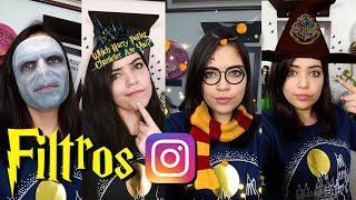 25 filtros de Harry Potter en instagram ⚡