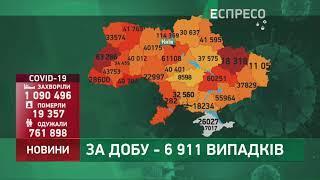 Коронавірус в Україні: статистика за 6 січня