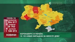 Коронавірус в Україні: статистика за 5 березня