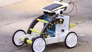 """Робот - конструктор SOLAR ROBOT 14в1 - Интернет Магазин """"Life Style"""""""