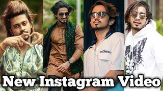 Team 07 Latest TikTok Comedy Video, Mr Faisu New Instagram Video Hasnain Adnaan Saddu Faiz TikTok120