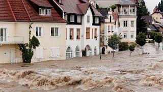 Наводнения и пожары. Зима в Грузии