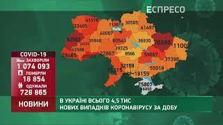 Коронавірус в Україні: статистика за 3 січня