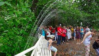 В Петергофе закрываются фонтаны